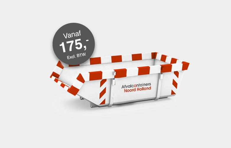 gAfvalcontainers Noord Holland Grondcontainer huren vanaf 175