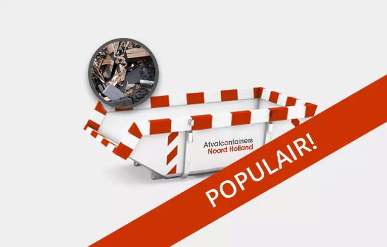 Afvalcontainers Noord Holland bouwcontainer huren prijs 2020