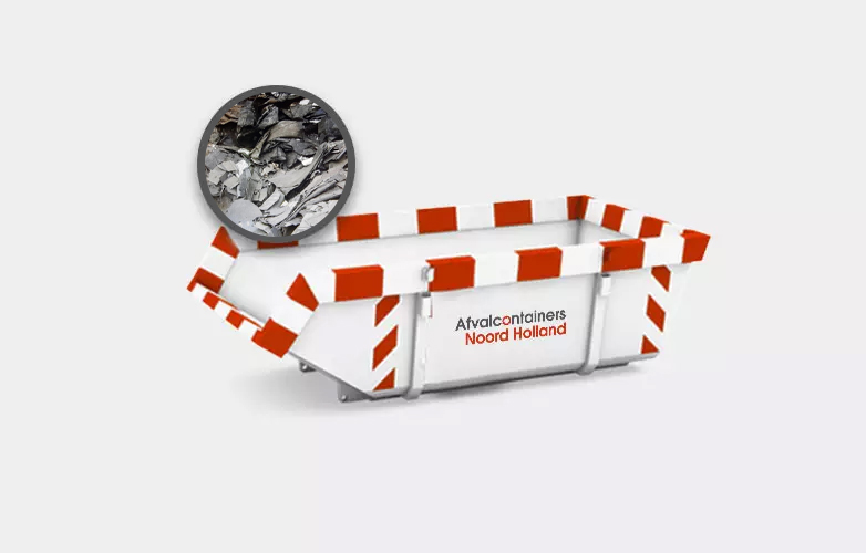 Afvalcontainers Noord Holland dakafval container huren prijs 2020