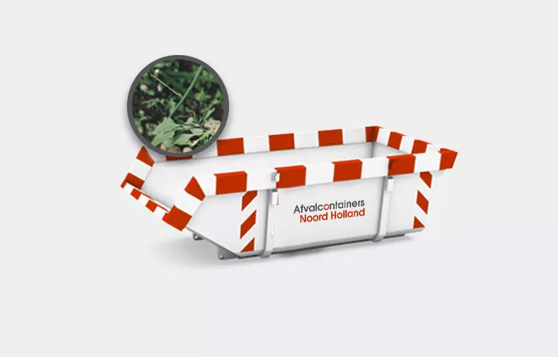 Afvalcontainers Noord Holland groencontainer huren prijs 2020