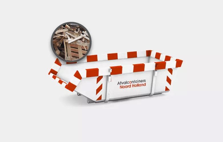 Afvalcontainers Noord Holland houtcontainer huren prijs 2020