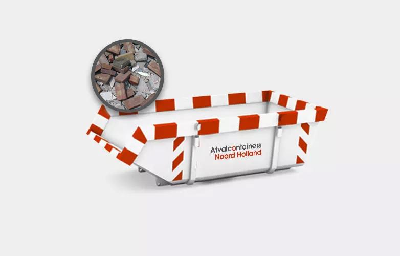 Afvalcontainers Noord Holland puincontainer huren prijs 2020